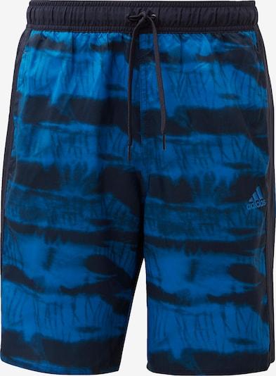 ADIDAS PERFORMANCE Sportzwembroek in de kleur Blauw / Kobaltblauw, Productweergave