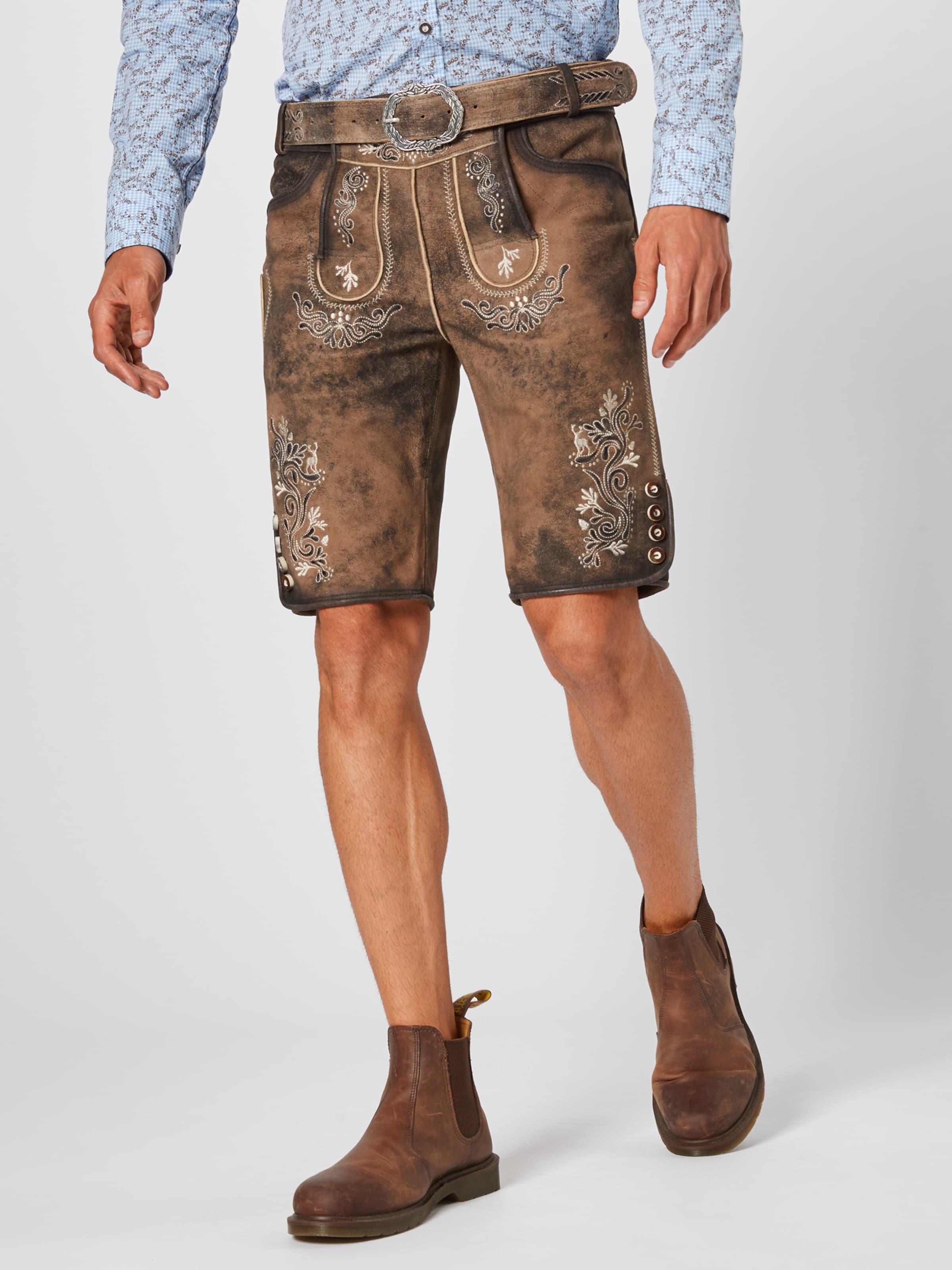 En 'anton' Pantalon Marron Marjo Folklorique JuK3T1lFc