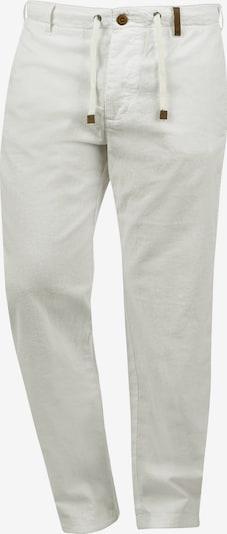 INDICODE JEANS Leinenhose 'Ives' in weiß, Produktansicht