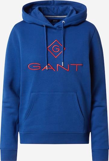 GANT Sweatshirt in de kleur Blauw / Watermeloen rood, Productweergave