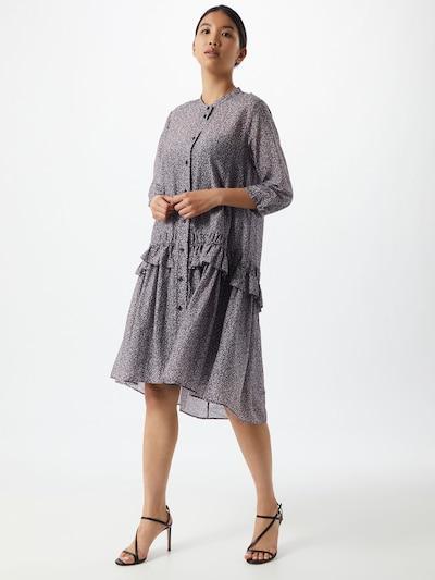 BOSS Kleid in mischfarben / schwarz, Modelansicht