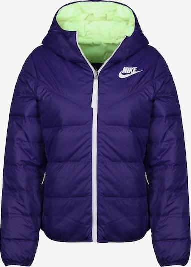 Nike Sportswear Winterjacke ' Windrunner W ' in lila, Produktansicht