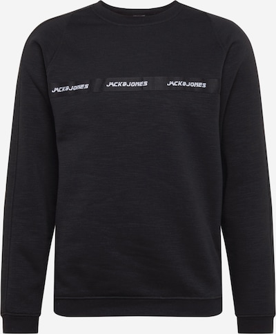 JACK & JONES Sweater majica 'Train' u crna, Pregled proizvoda