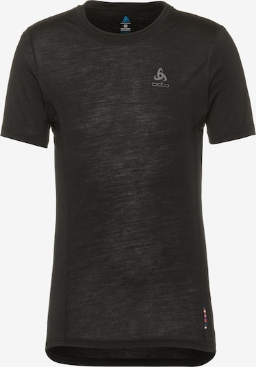 ODLO Funktionsshirt 'Natural + Light' in schwarz, Produktansicht