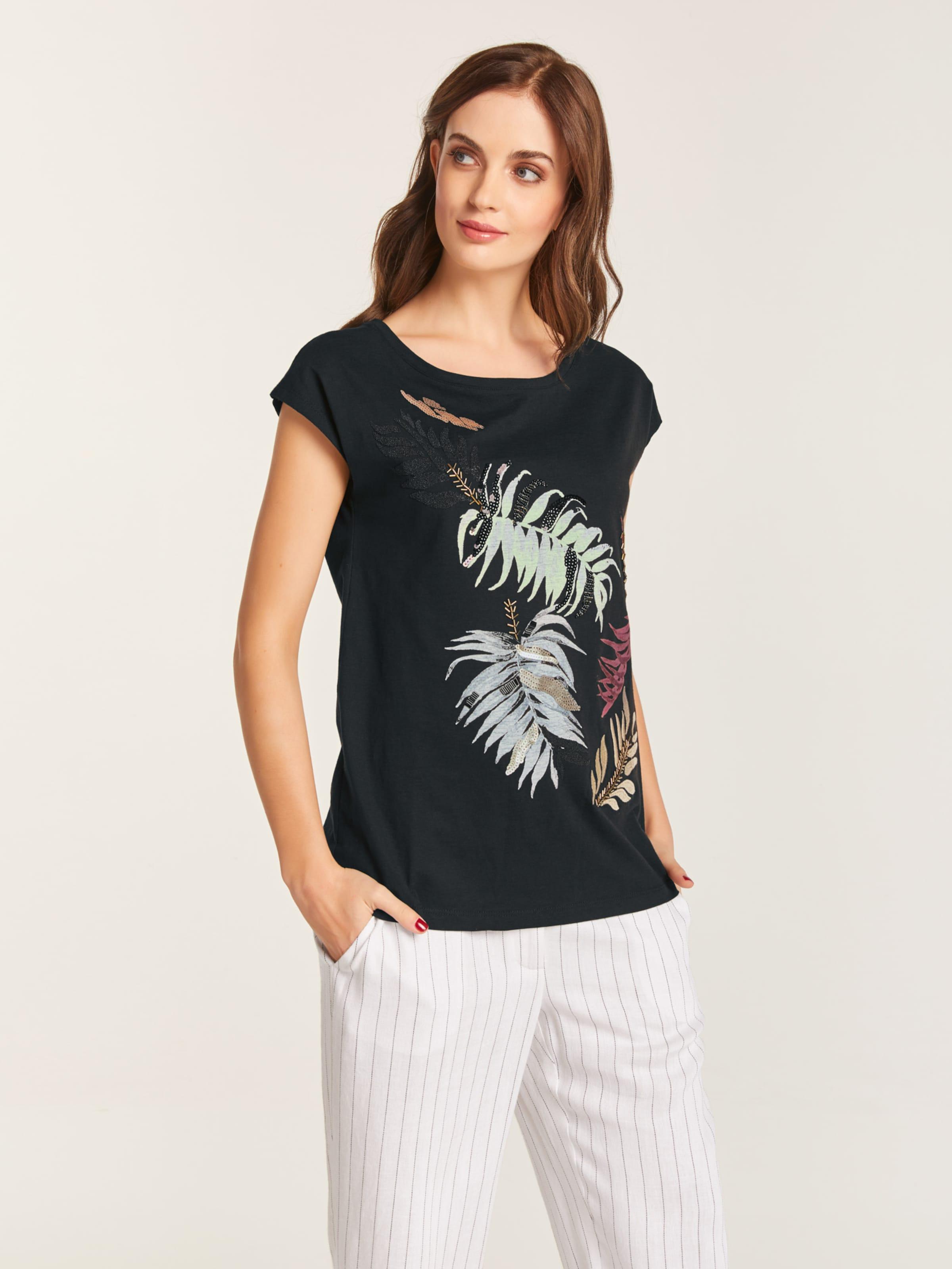 shirt Noir Heine T T Heine En lcuFK5T13J