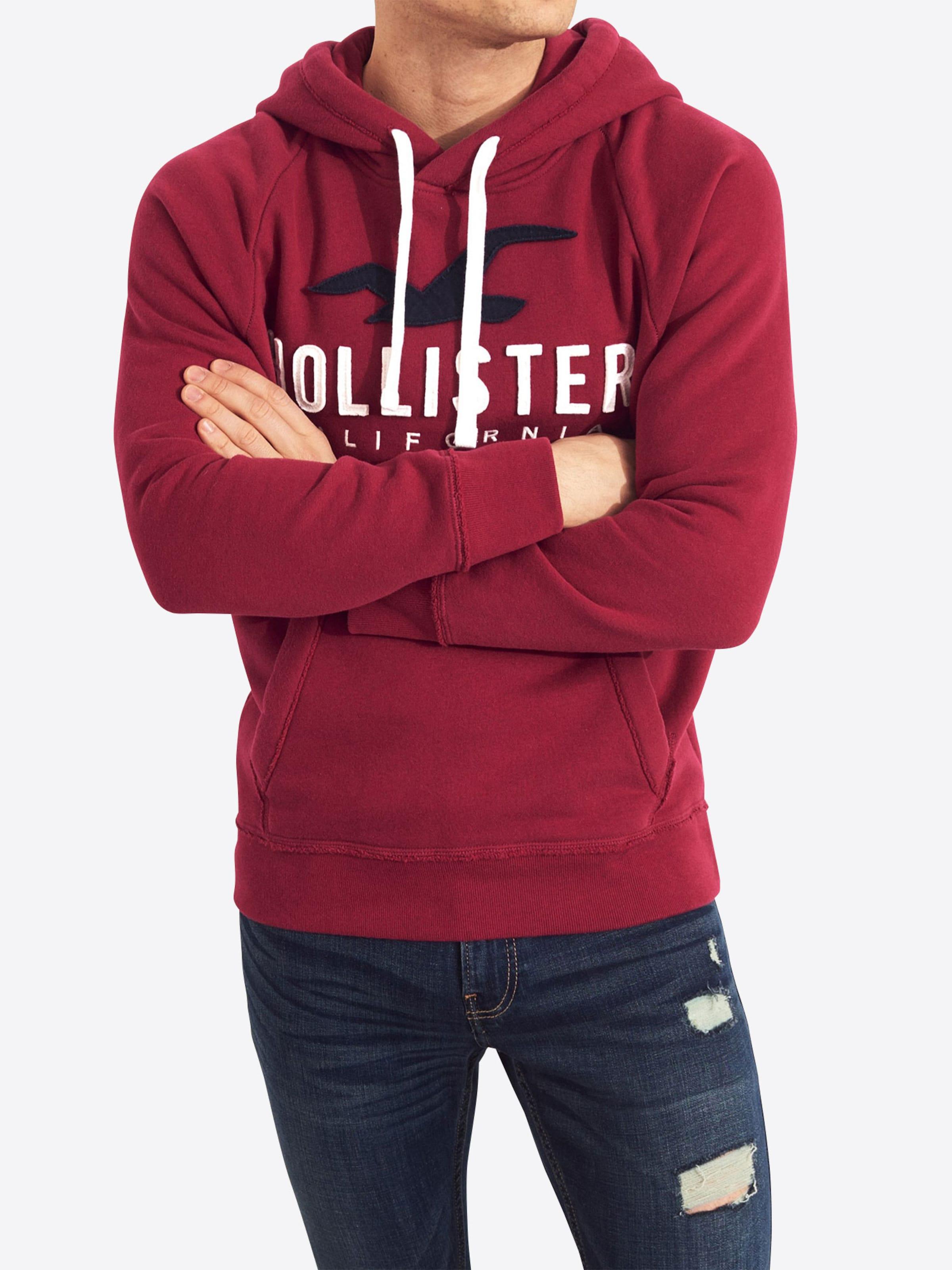 Sweatshirt Rostbraun Hollister Sweatshirt Hollister In In Hollister In Sweatshirt Rostbraun ZlPukwOXiT