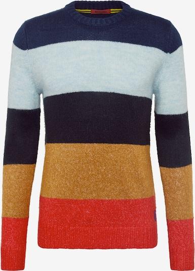 Megztinis 'Chunky' iš SCOTCH & SODA , spalva - tamsiai mėlyna / Auksas, Prekių apžvalga
