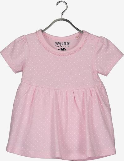 BLUE SEVEN Kleid in rosa / weiß, Produktansicht