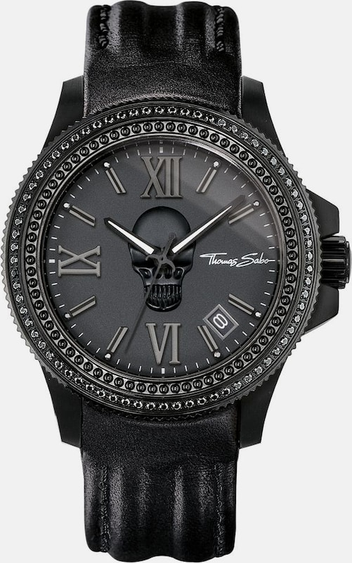 Thomas Sabo Quarzuhr 'WA0229-213-203-44 mm'