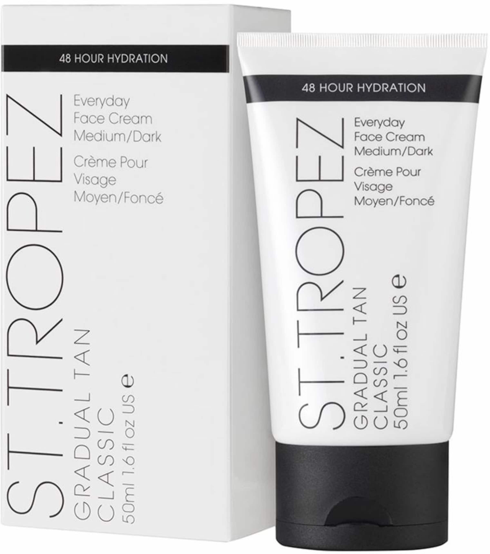 St.Tropez 'Gradual Tan Classic Face Cream Medium/Dark', Selbstbräuner