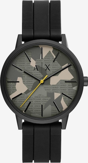 ARMANI EXCHANGE Quarzuhr 'AX2721' in schwarz, Produktansicht