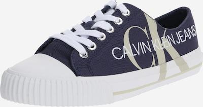 kék / fehér Calvin Klein Jeans Rövid szárú edzőcipők 'Demianne', Termék nézet