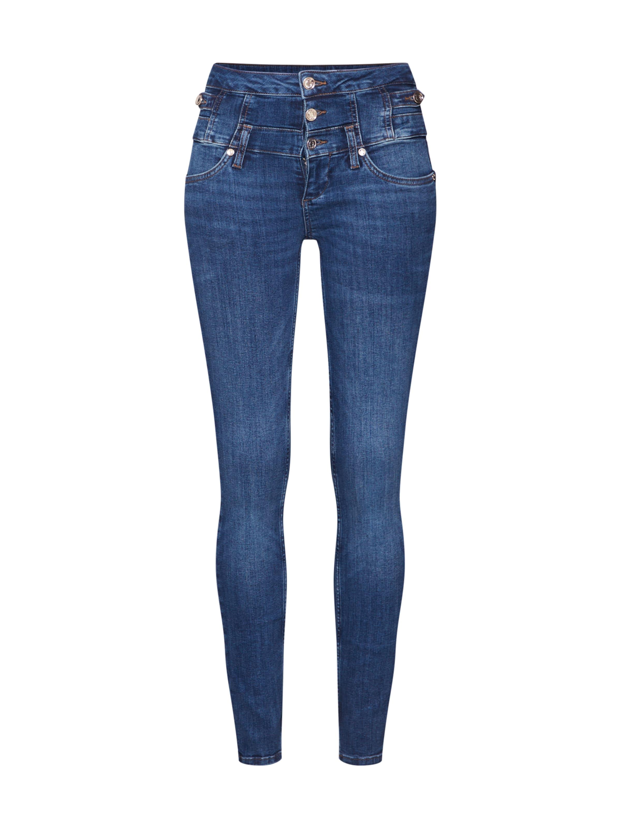 Liu In Jo Jeans Blue Denim gf7IYb6yv