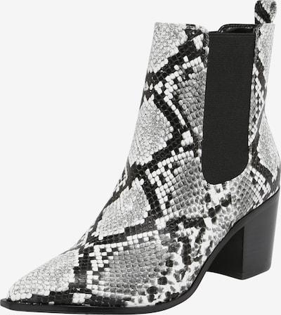 BUFFALO Chelsea Boots 'FRANCES' en gris / noir, Vue avec produit