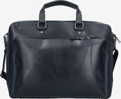 LEONHARD HEYDEN Aktentas 'Dakota' in de kleur Zwart, Productweergave