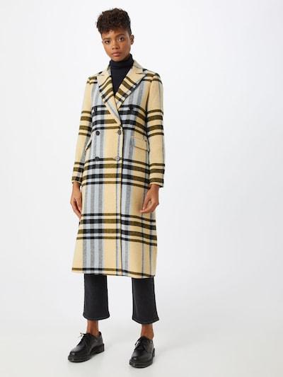 2NDDAY Přechodný kabát '2ND Duster Dashing' - žlutá, Model/ka