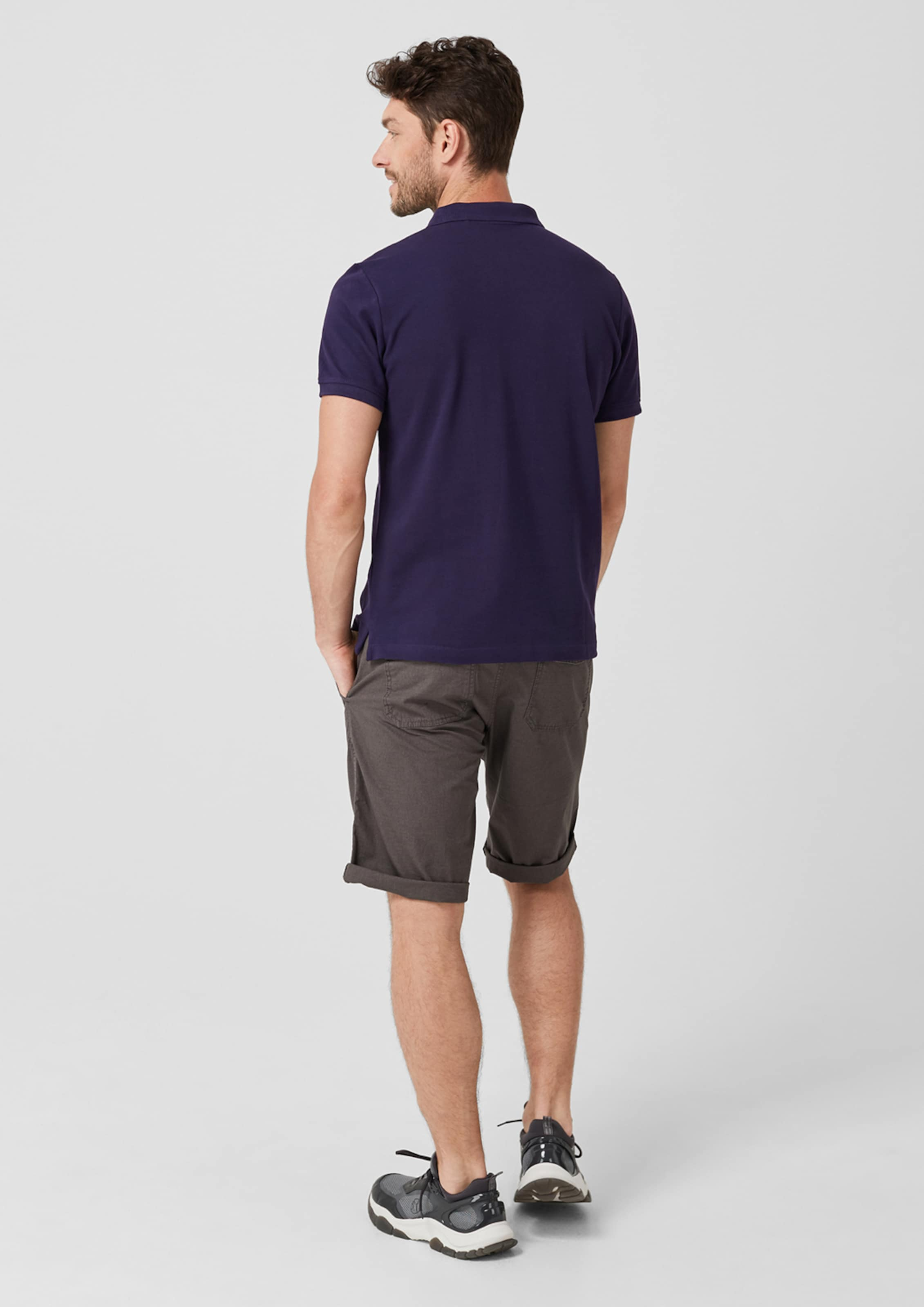S In Pflaume S oliver Pflaume Poloshirt S oliver In Poloshirt DH29YeWEI