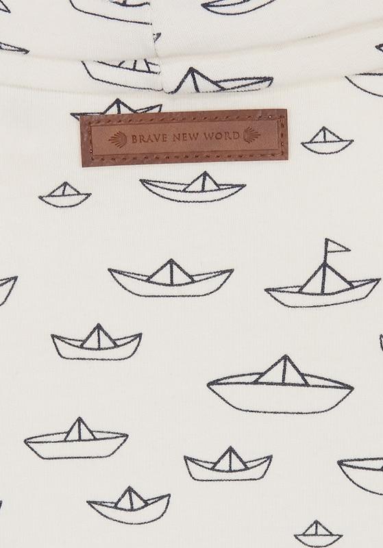 naketano Sweatshirt 'Wollüstiges Turngerät'