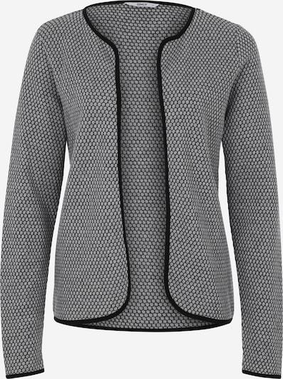 ONLY Cardigan en gris / noir, Vue avec produit
