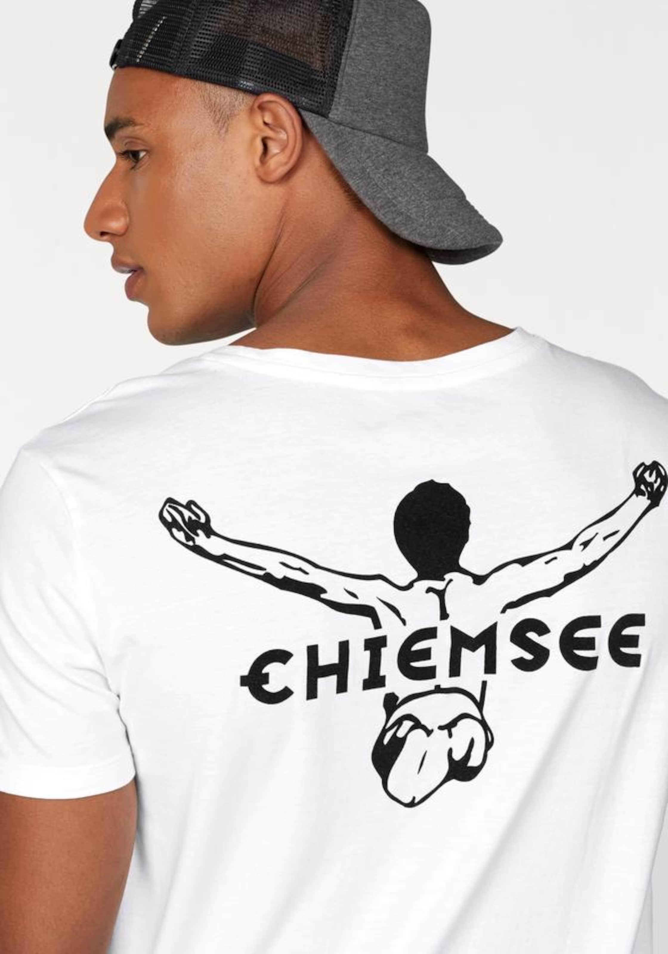 Verkauf Mit Mastercard CHIEMSEE T-Shirt Billig Verkauf Finish Verkauf Schnelle Lieferung Günstig Kaufen Rabatt Shop Günstig Online rSSFSU2v