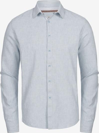 INDICODE JEANS Leinenhemd 'Cundy' in hellblau, Produktansicht