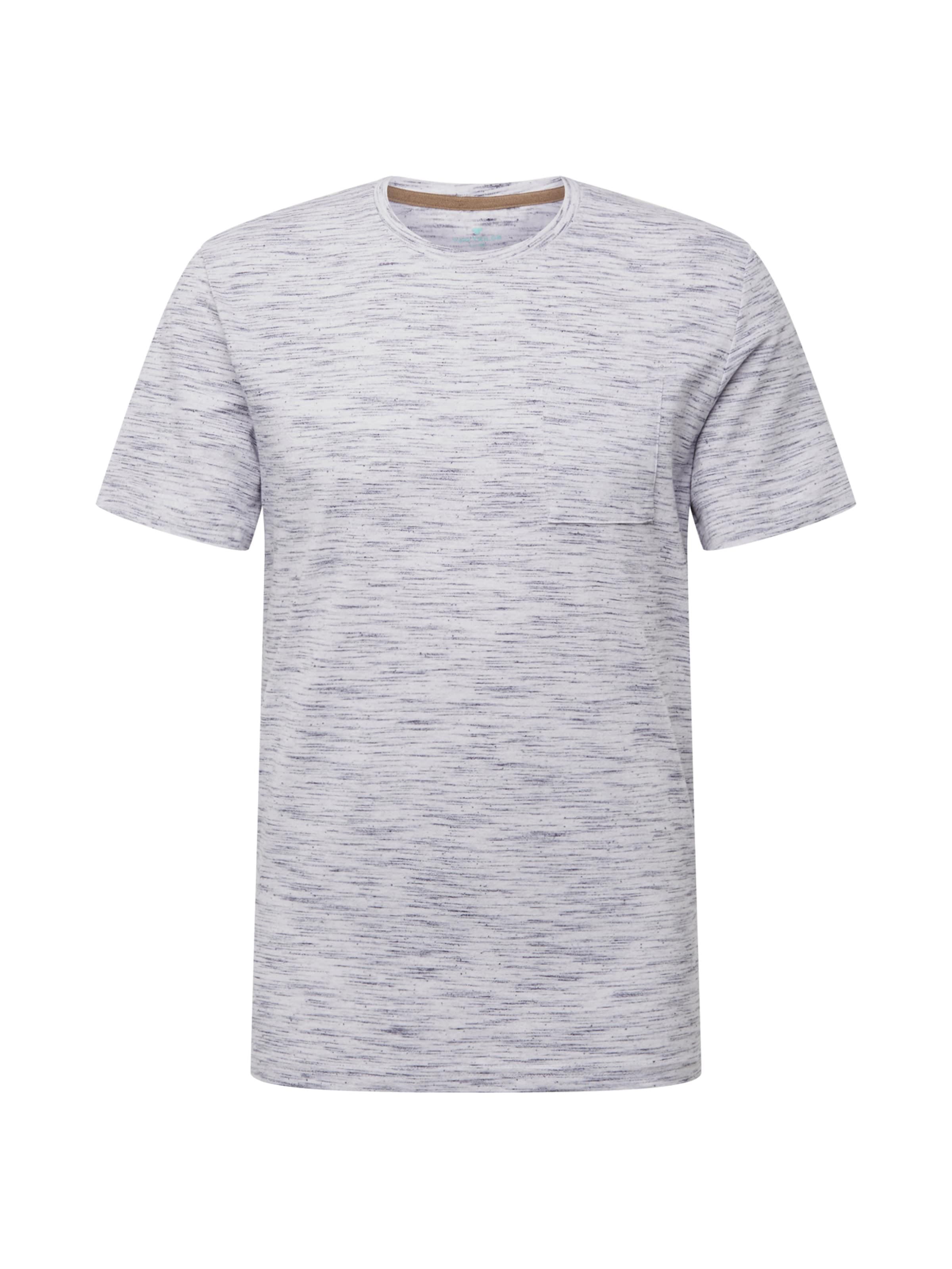 Taubenblau Tom Tailor T In shirt lF31cTKJ