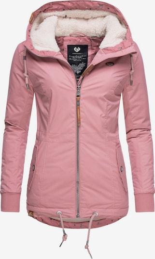 Ragwear Jacke in rosa, Produktansicht