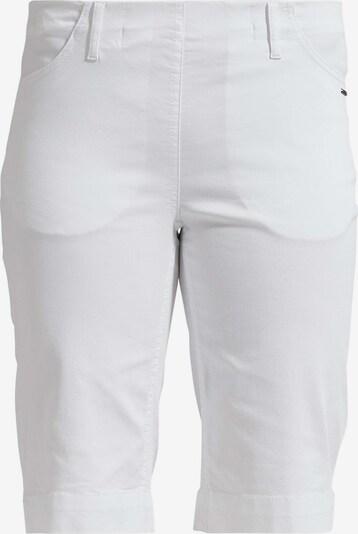 LauRie Broek 'Savannah' in de kleur Wit, Productweergave
