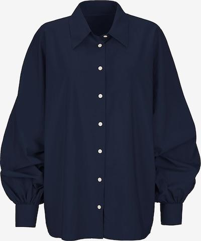 SoSUE Bluse in nachtblau, Produktansicht