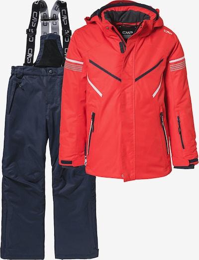 CMP Skiset - Jacke & Hose in dunkelblau, Produktansicht