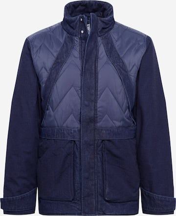 Levi's Made & Crafted Between-Season Jacket 'MOUNTAIN' in Blue