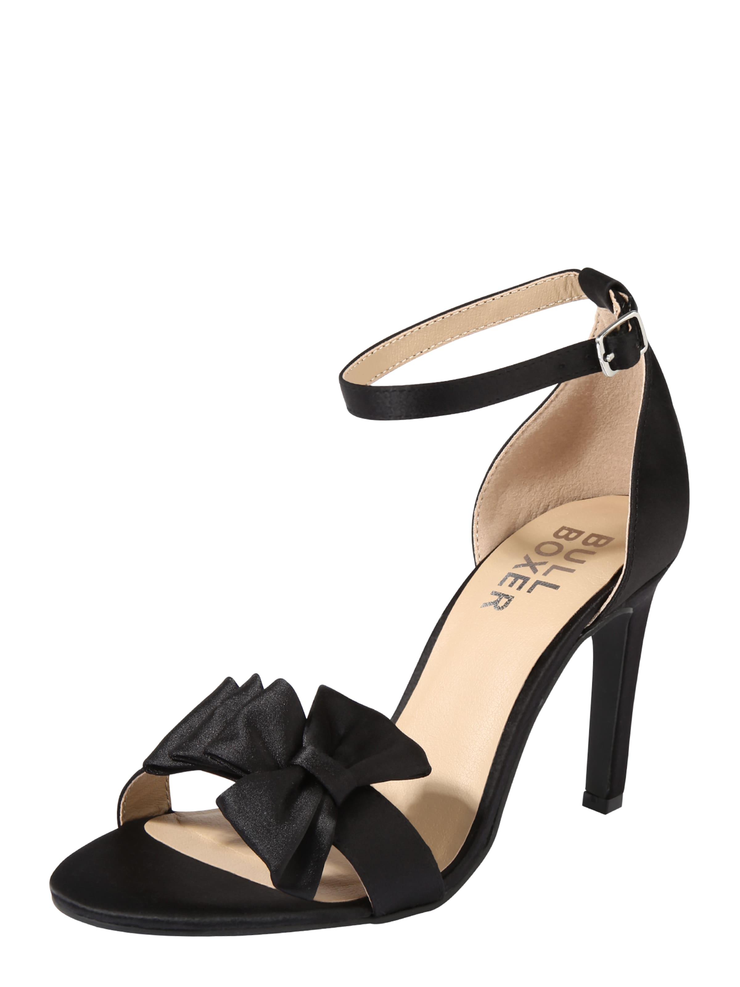 Haltbare Mode billige Schuhe BULLBOXER BULLBOXER BULLBOXER   Riemchensandalette Schuhe Gut getragene Schuhe 5b81a1