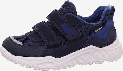 SUPERFIT Sneaker 'Blizzard' in blau / nachtblau, Produktansicht