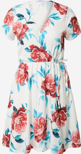 Rochie de vară 'Sina' Hailys pe albastru deschis / roz / roșu / alb, Vizualizare produs