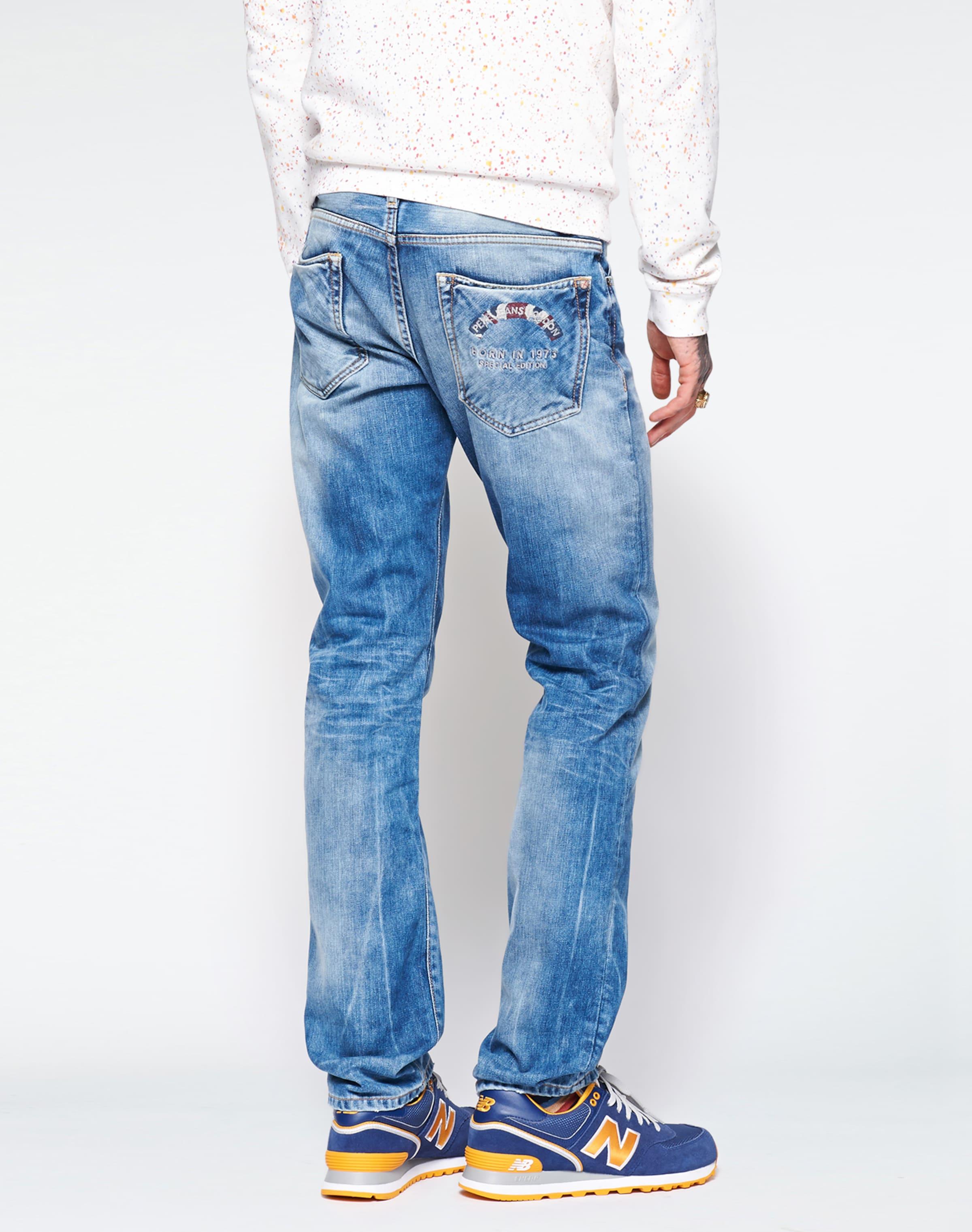 Pepe Jeans Jeans 'Cash' Versandrabatt Authentisch Outlet-Store Zum Verkauf Spielraum Erkunden Freies Verschiffen Bequem Billig Verkauf Empfehlen 9biHZE