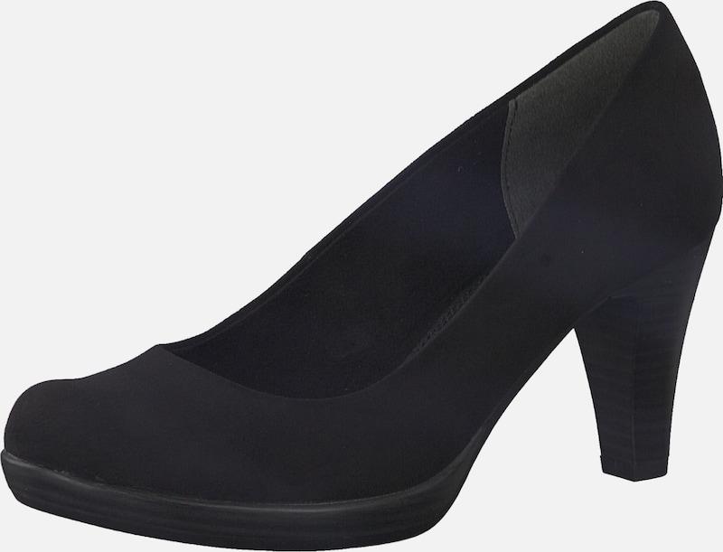 MARCO TOZZI | Hoher schlichter Pump Schuhe Gut getragene Schuhe