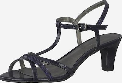 TAMARIS Páskové sandály - námořnická modř, Produkt