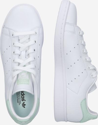 ADIDAS ORIGINALS Sneaker 'Stan Smith W' in mint / weiß: Seitenansicht