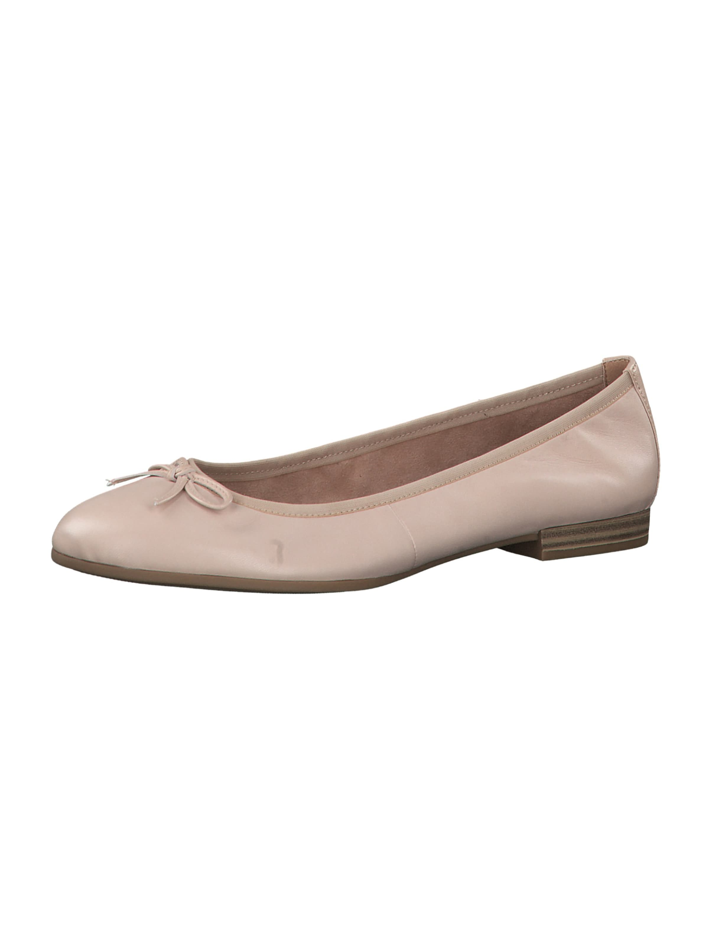 TAMARIS Ballerina in rosé