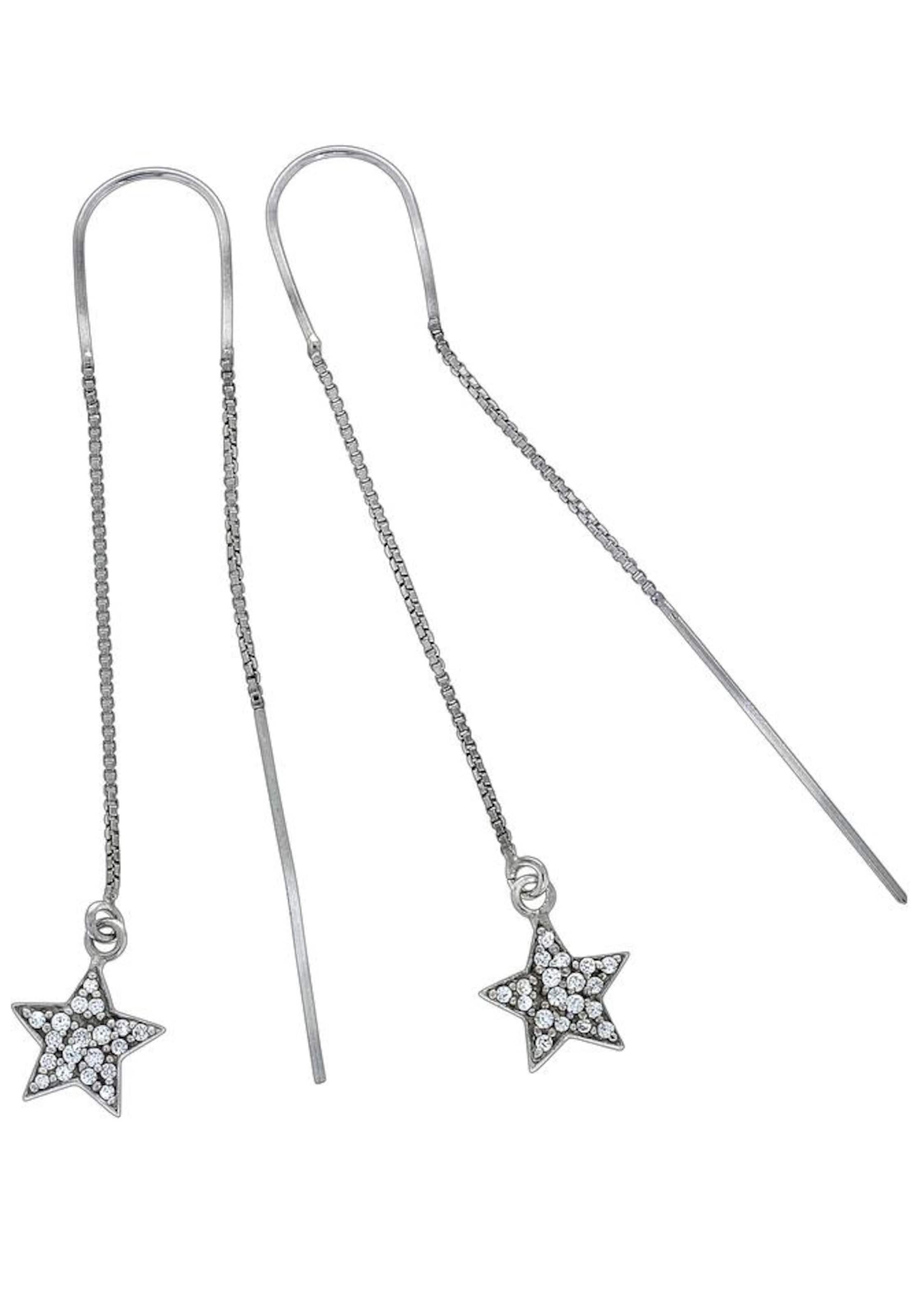 Shop-Angebot Zum Verkauf FIRETTI Paar Ohrhänger 'Sterne' Mit Kreditkarte Freiem Verschiffen Verkaufskosten F1K58tQ