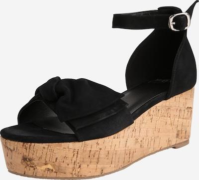 SPM Sandale 'Firenze' in schwarz, Produktansicht