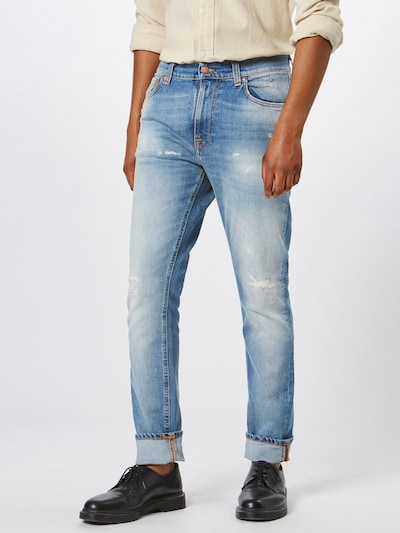Nudie Jeans Co Džínsy 'Lean Dean' - modrá denim, Model/-ka