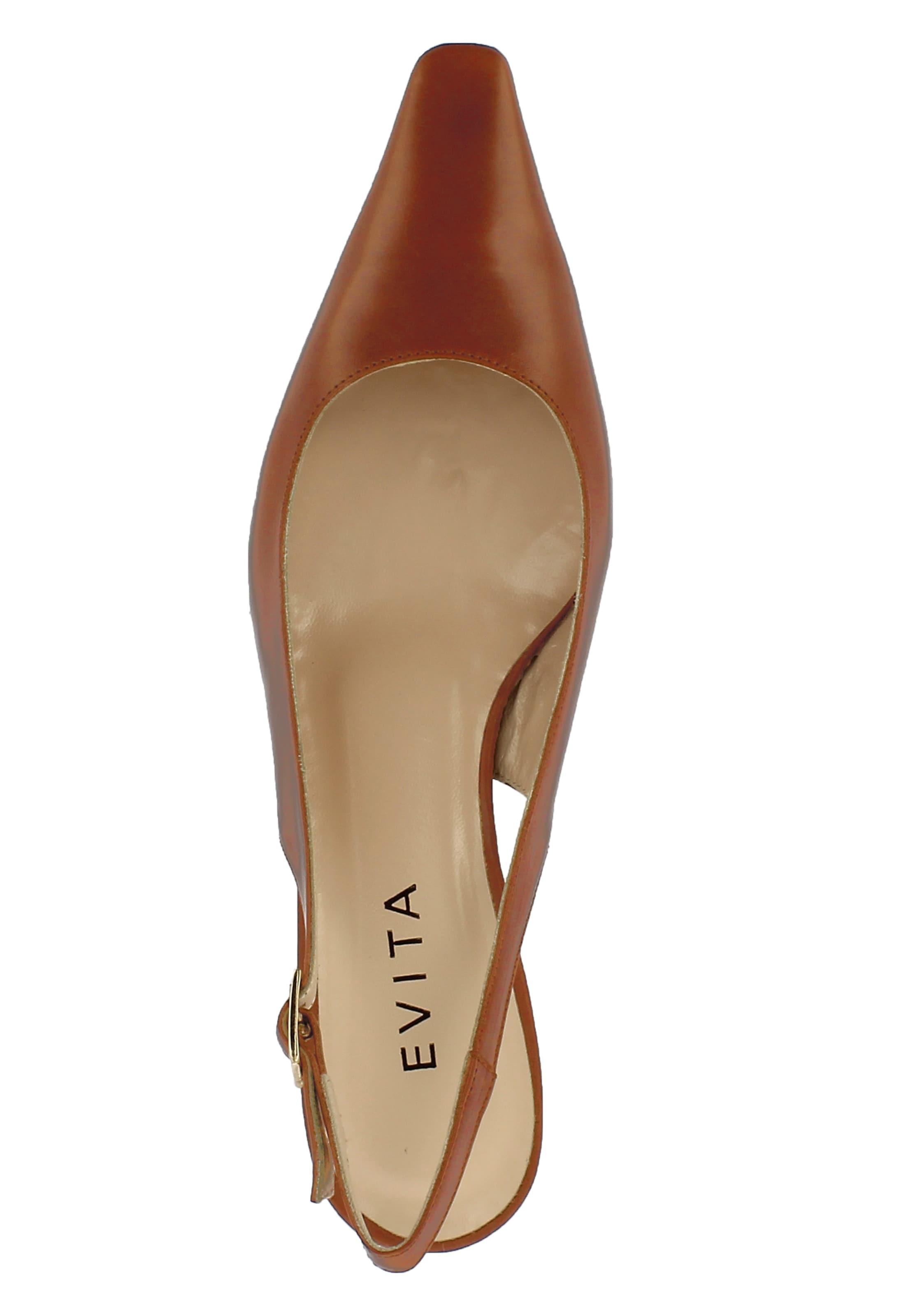 Billig Verkauf Erkunden Billige Mode EVITA Damen Sling Pumps Günstig Online dGbjhhYLJi