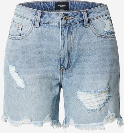 VERO MODA Jeans 'VMSARA' in de kleur Blauw denim, Productweergave