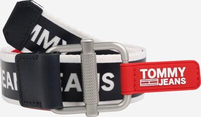 Tommy Jeans Josta sarkans / melns / balts, Preces skats