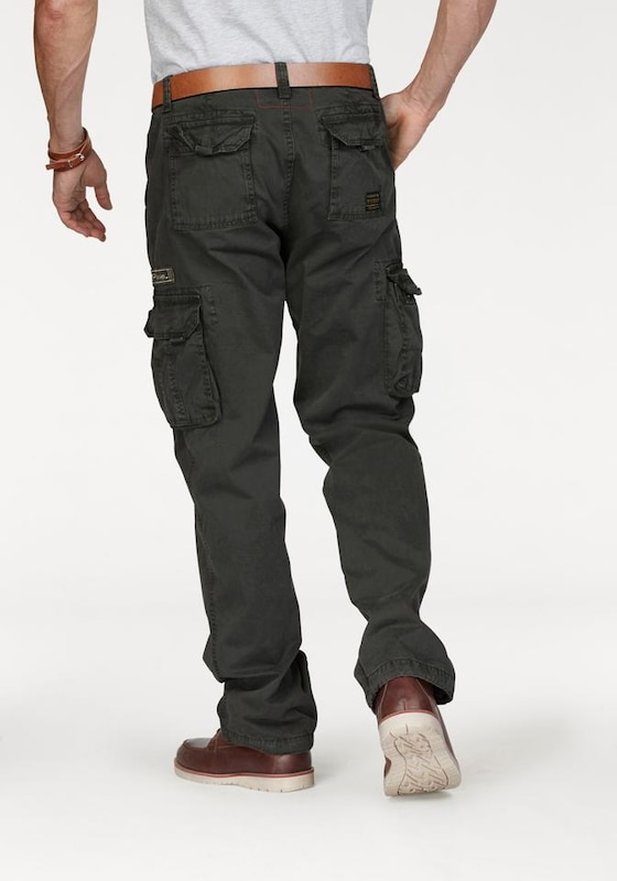 ALPHA INDUSTRIES Cargohose 'Jet Pant'