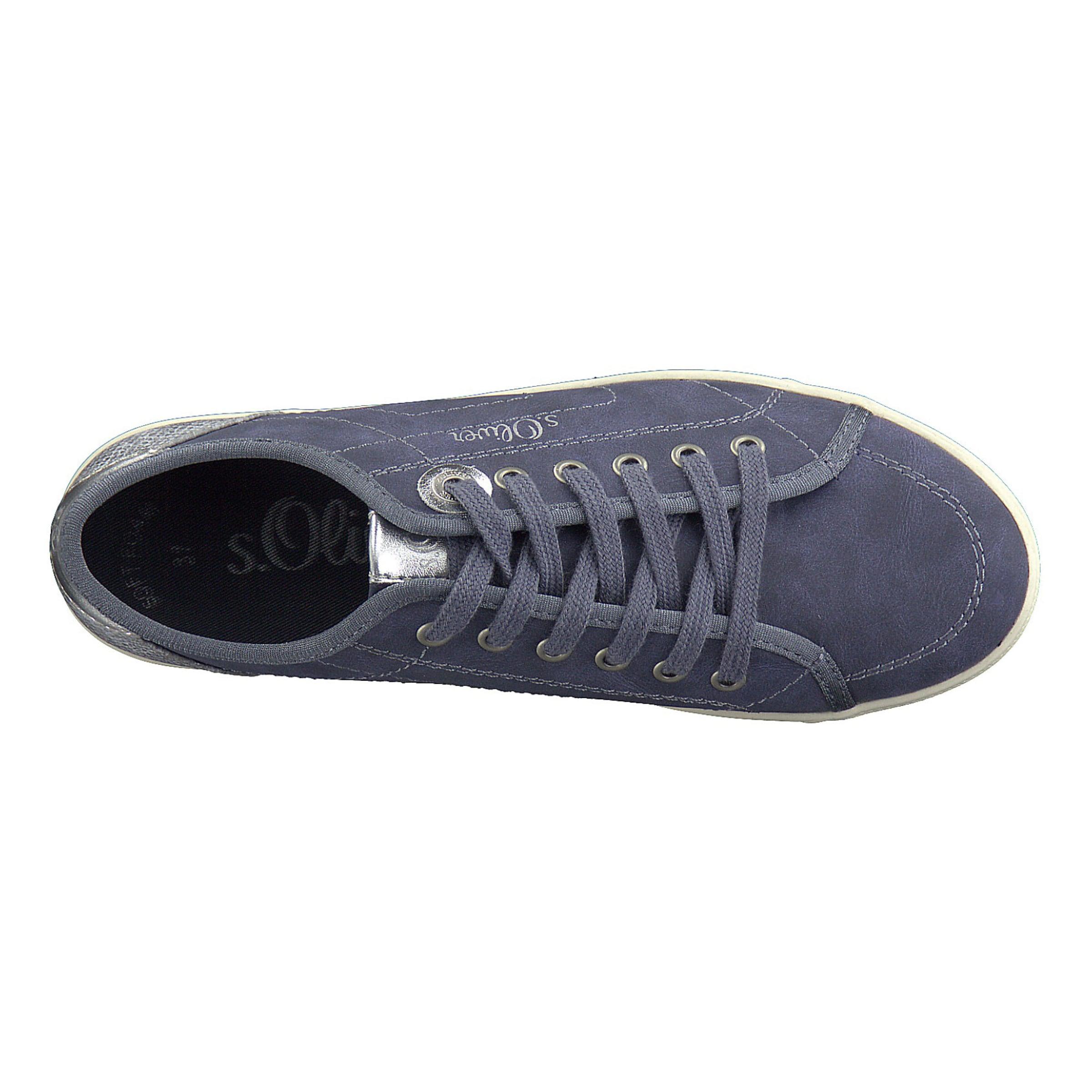 Sneakers In Red oliver Low NachtblauTaubenblau Label S ZTuPkOiX