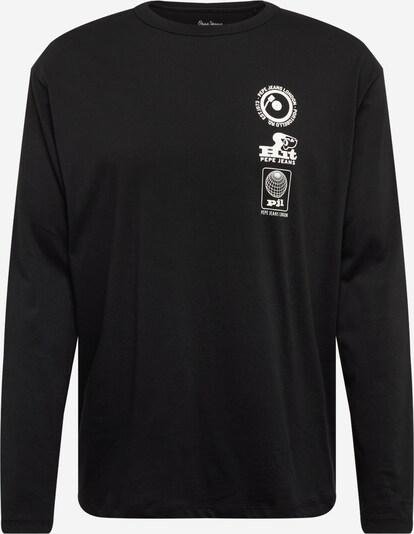 Pepe Jeans Shirt 'BOLLIN' in Zwart fV0kch27