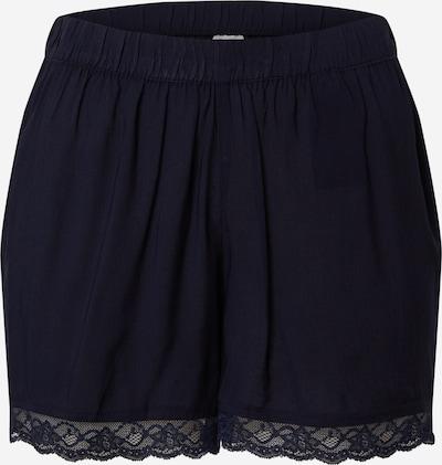JACQUELINE de YONG Pantalon en bleu foncé: Vue de face