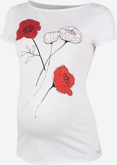 Esprit Maternity Shirt in de kleur Wit, Productweergave